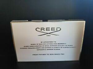 4 X Creed Imperial Millesime Men Sample vial 2ml Edp Spray New FREE SHIP