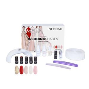 NEONAIL Wedding Set 2nd Edition UV Hybrid Gift Set w/ 18/36 LED Lamp