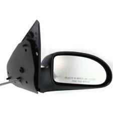For Focus 00-02, Passenger Side Mirror, Textured Black