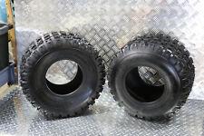 18X10-8 boss racing 6ply tires set pair 18X10X8 atv quad race LTR450 BLASTER
