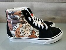 Vans SK8 Hi Breast Cancer Awareness Skate Shoes Men Size 5.5 Women 7