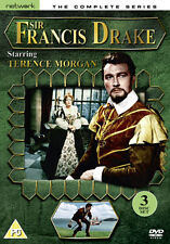 SIR FRANCIS DRAKE - THE COMPLETE SERIES - DVD - REGION 2 UK