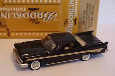 BROOKLIN BRK 82 1959 DESOTO ADVENTURER TWO-DOOR HARDTOP 1/43