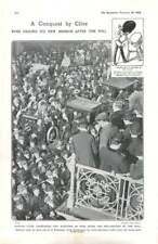 1908 Sandown Bidding For Winner, Capt Clive, Member For Ross