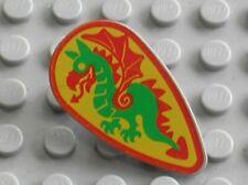 LEGO Shield Dragon ref 2586p4b / set 6082 1732 6076 6043 6056 6105 1906 6048...