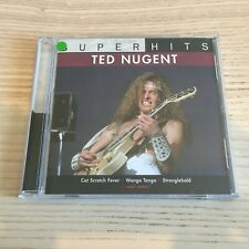 Ted Nugent _ Super Hits _ CD Album _ 2007 CMG USA