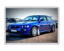 Ford Escort Cosworth Fridge Magnet Birthday Fathers Mothers Day Christmas Gift