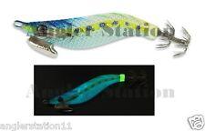 Yamashita Naory RH #1.5 BASIC-R18/B490 (490 Glow) Warm Jacket Squid Jig 3.5g