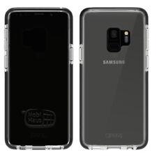 Gear 4 Piccadilly caso para Samsung Galaxy S9 con protección contra impactos D30-Negro