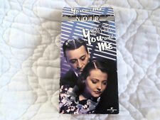 YOU AND ME VHS FILM-NOIR CRIME FRITZ LANG KURT WEILL GEORGE RAFT SYLVIA SIDNEY