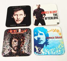 James Blunt Album Cover Drinks COASTER Set #1