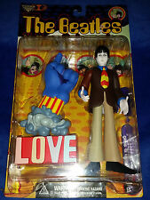 McFarlane 1999 - Beatles Yellow Submarine Paul with Glove & Love Base SEALED/NEW