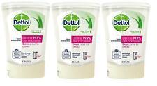 - Dettol Savon Antibactérien Aloe Vera Recharge de 250 ml