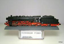 Fleischmann N 713801 - Locomotiva a vapore delle DB, classe 39 189, epoca III