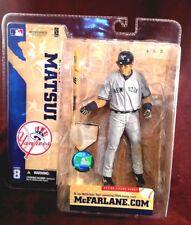 New York Yankees Hideki Matsui (Gray uniform) McFarlane MLB Series 8 Figure