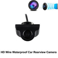 HD Waterproof Car Reverse Backup Night Vision Camera Rear View Wired 170° Camera