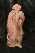 Sweet Alice Rosen Muffin Cupcake Haarreif Kopfschmuck Gothic Lolita Headpiece