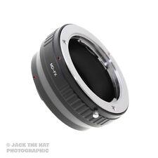 Pro Minolta MD to Fuji X Mount Lens Adapter. Adaptor for X-E1, X-Pro1, X-E2 etc