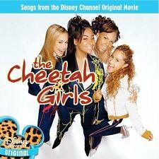 The Cheetah Girls [Original Soundtrack] by The Cheetah Girls (CD, Aug-2003, Walt