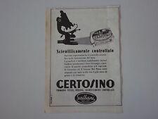 advertising Pubblicità 1948 CERTOSINO GALBANI - MELZO