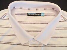 Roundtree & Yorke mens size 2XT tall short sleeve golf polo shirt NWT