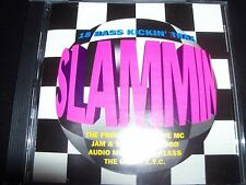 Slammin 18 Bass Kickin Tracks Various CD The Prodigy DJ Bobo Jam & Spoon EYC & M