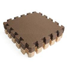 20X Eva Puzzle Uebung Spielmatte Interlocking Boden Weiche Fliesen Menge: 2 W2S1
