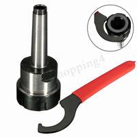 ER25 ER11A ER32 Collet Chuck Holder CNC Milling Extension Rod Straight Shank NEW