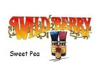 Wild Berry 'Sweet Pea' Incense Sticks (pk10) (Y36)