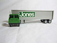 Winross 1977 JONES MOTOR White 5000 Cargo Truck