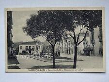 CASTROVILLARI Corso Garibaldi Cosenza vecchia cartolina