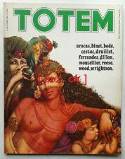 TOTEM 39 La rivista del fantastico NUOVA FRONTIERA 1984 ULTIMO NUMERO