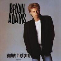 Bryan Adams - You Want It You Got It (NEW CD)