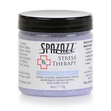 Spazazz RX Therapy Spa Fragrance Crystals - 4oz Stress