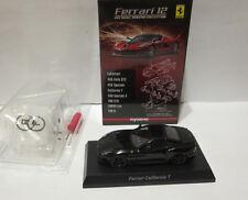 Kyosho 1:64 Ferrari Collection 12 Ferrari California T black Brand new