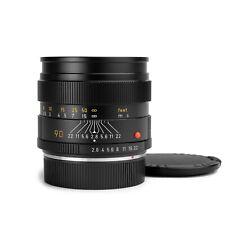 "Leica 90mm F2.8 Elmarit-R Ver. II Lens #326... ""Press '84"" Issue *Rare*"