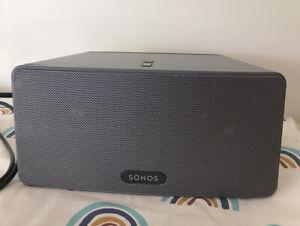 Sonos Play 3 - Excellent Condition