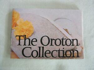Vintage OROTON  Booklet / Catalogue & Price List.1968.Purse.Handbag. Accessories