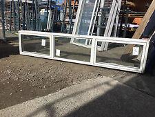 600h x 3010w Awning Window  Double Glazed 8 COLOURS NEW