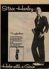 Steve Harley Hobo With A Grin UK LP advert 1978 MM-SWIO
