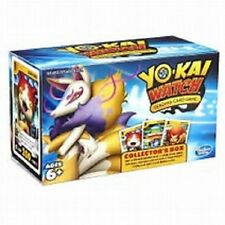 Yo-kai Watch Trading Card Game Collector's Box NEW Sealed hasbro
