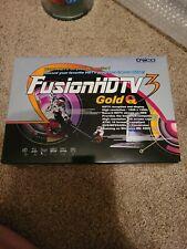 DVico FusionHDTV3 USB External TV Tuner NIB