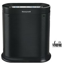 Honeywell True HEPA Air Purifier, Extra-Large Room, Black