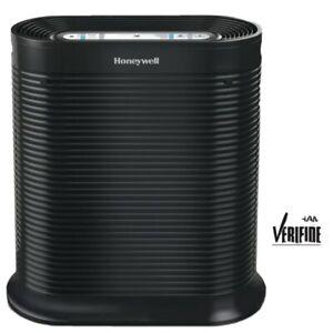 Honeywell True HEPA Air Purifier, Extra-Large Room, Black