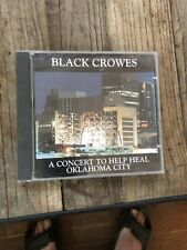 Black Crowes Oklahoma City Concert Italian Import Cd Classic Rock Blues Rock