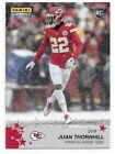 2019 Panini Instant NFL Juan Thornhill All-Rookie Team Rookie Card - 1 of 240. rookie card picture