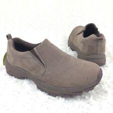 Zibu Sannie Size 7.5 M Lightweight Flexible Outsole Slip On Comfort Shoes New