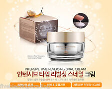 Lioele Intensive Time Reversing Snail Cream 50ml with free gift.