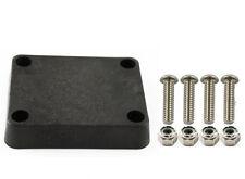 "Harmony RAM Mounting  2"" X 2.5"" 4 Hole Backing Plate With Hardware"