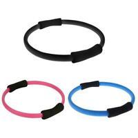 Pilates Ring Magic Circle Dual Grip Sportgerät Yoga Übung Ring Fitness Mode X4E0